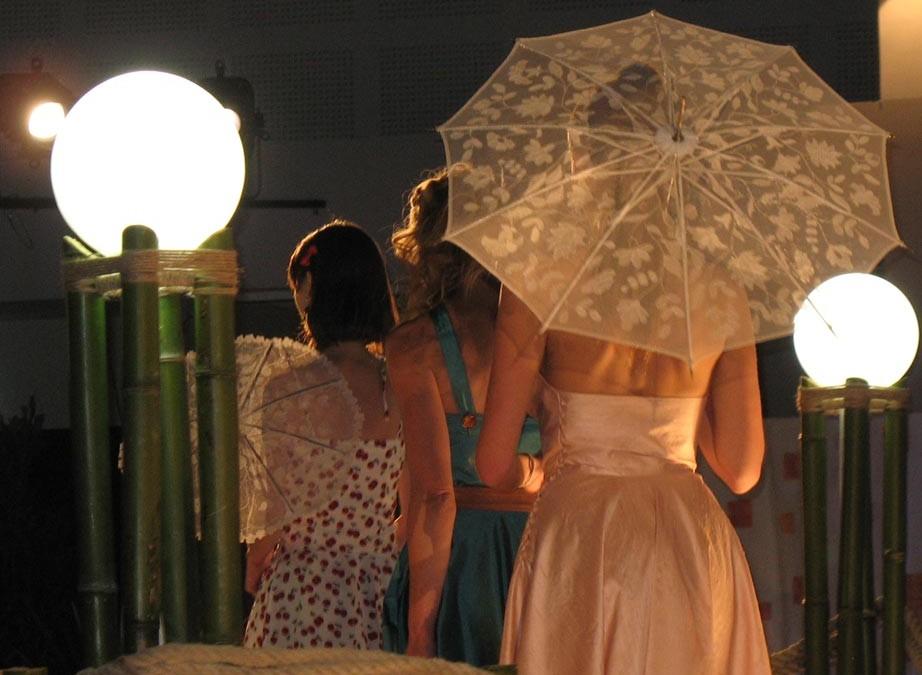Défilé de mode : Le Poinct de Tulle à l'honneur !